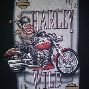 Authentic Harley Davidson shirt
